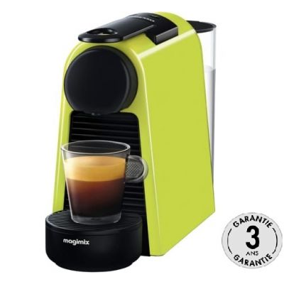 Machine NESPRESSO ESSENZA MINI COULEUR VERTE