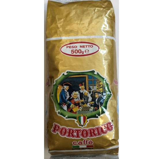 Cafe grain Portorico (marron) 500g