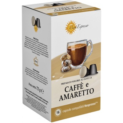 Amaretto Capsule Coffee...