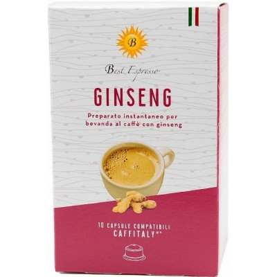 Ginseng - Caffitaly 10...
